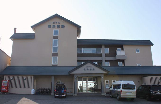 6.ホテル雲丹御殿