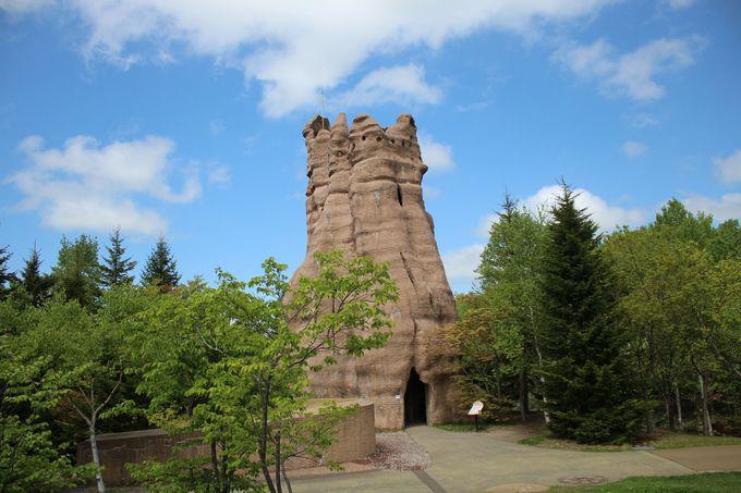「あり塚の塔」を登ってみよう
