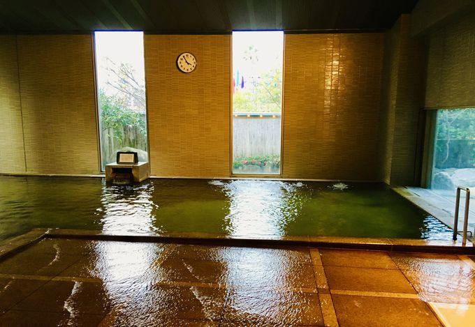 宿泊者専用温泉「瀧の湯」