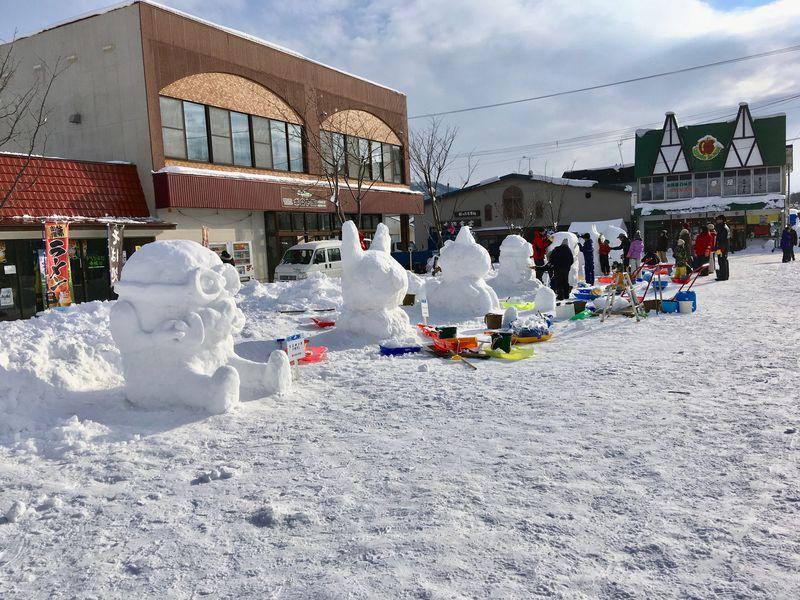 大沼函館「雪と氷の祭典」を楽しもう!
