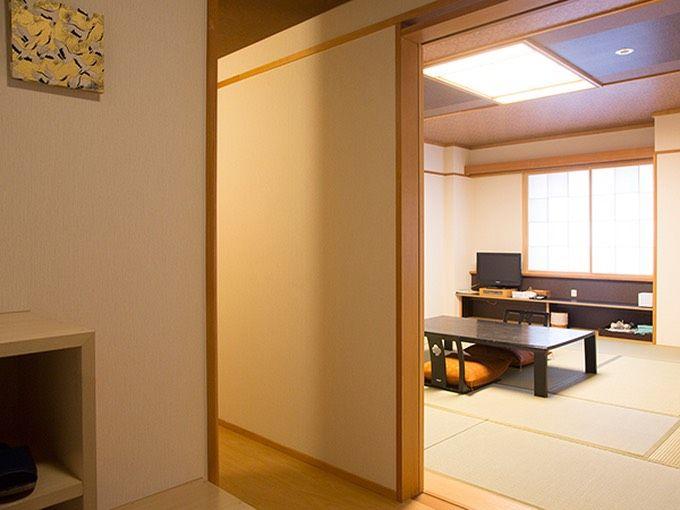 新館 和モダンな客室