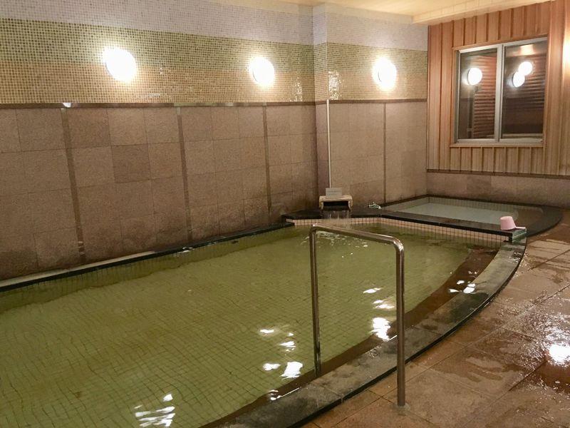 北海道最北の街「稚内グランドホテル」天然温泉で癒されよう
