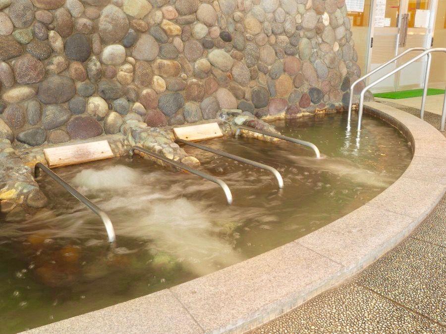 11種類のお風呂が魅力
