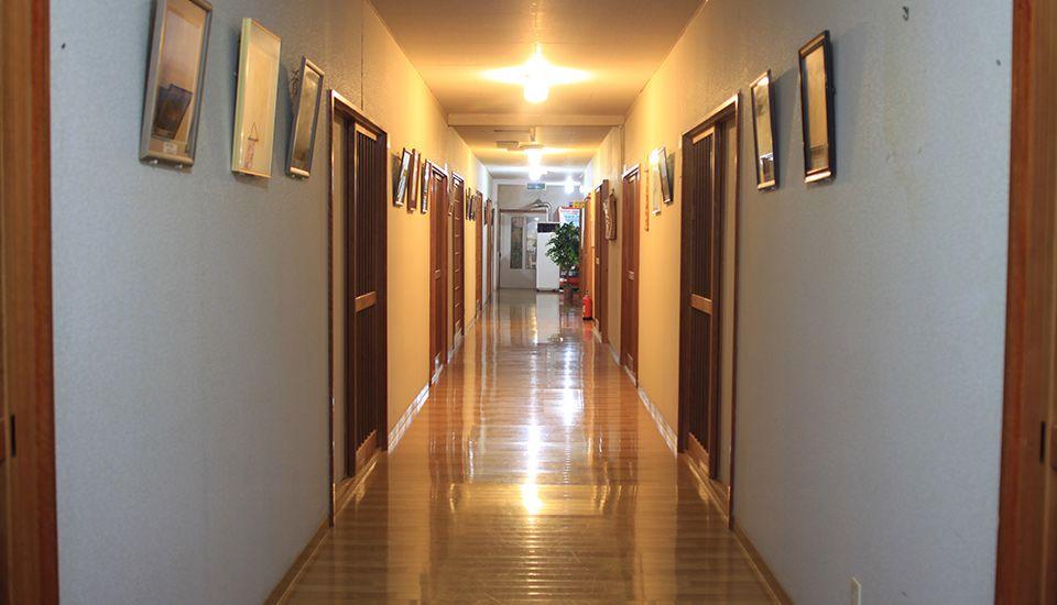 「ちはせ川温泉旅館」の懐かしい雰囲気!