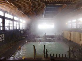 青森県の秘湯「酸ヶ湯温泉旅館」女子も混浴風呂に入ろう!