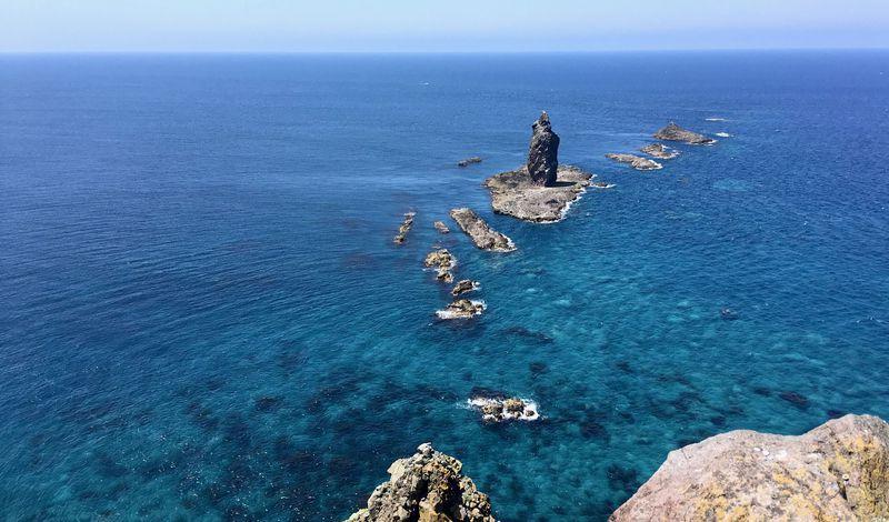 北海道「神威岬」積丹ブルーとチャレンカの小道を散策!