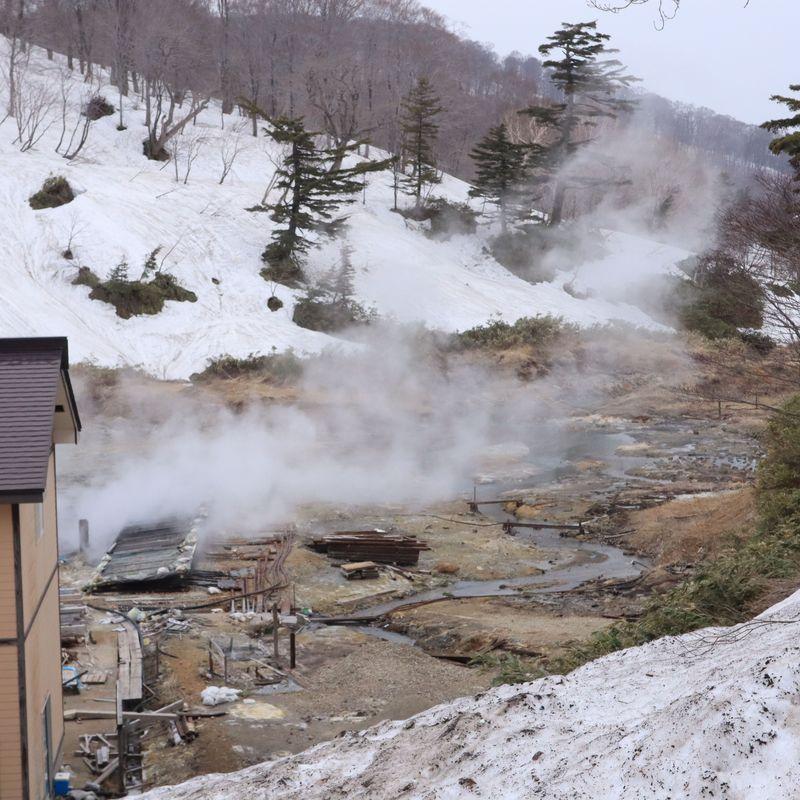 後生掛温泉は昔ながらの秘湯の湯治場