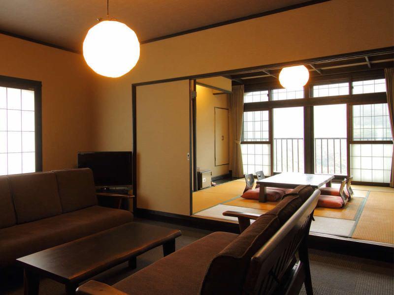 旅のスタイルに合わせて選べる客室