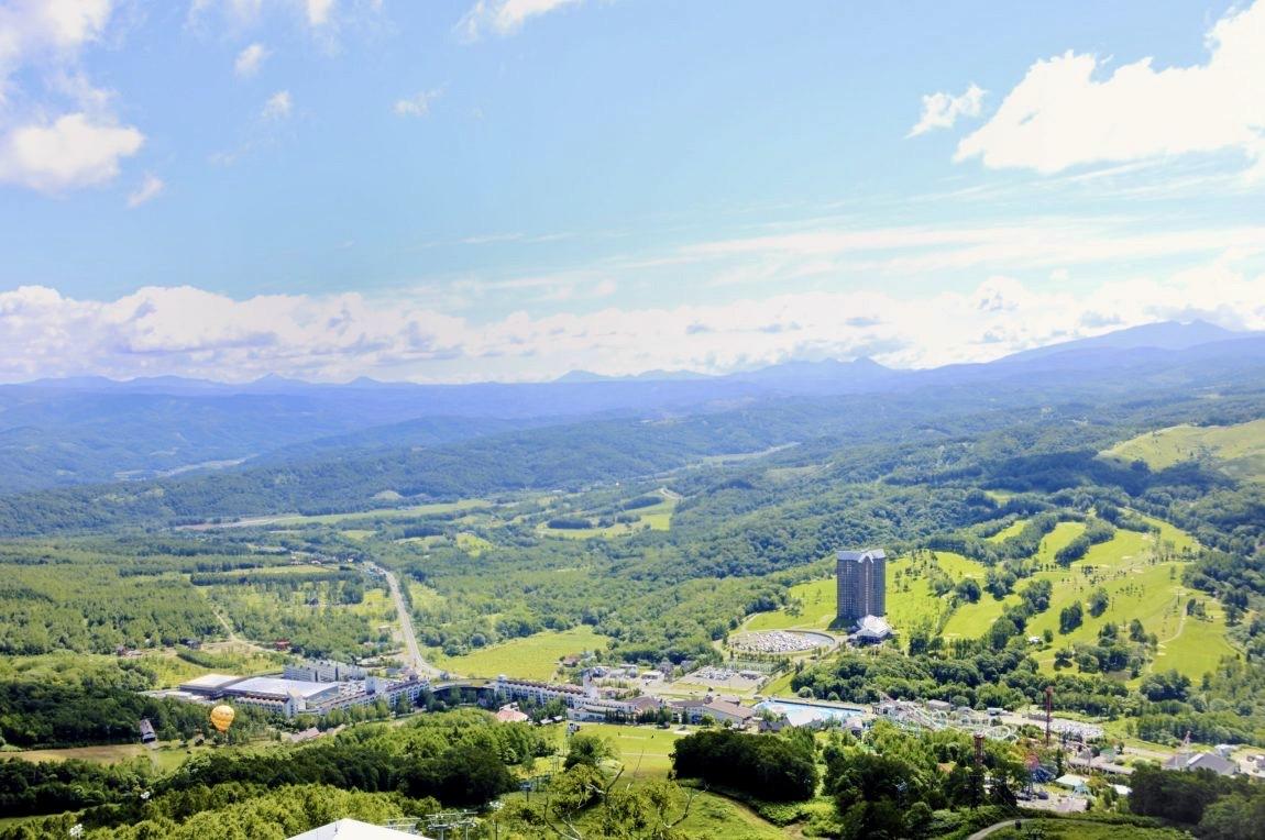 北海道の雄大な自然を満喫しよう!