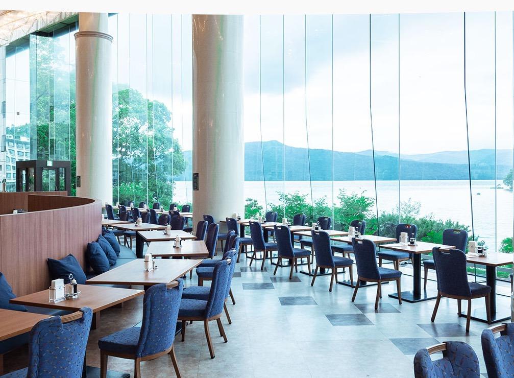 レストランで北海道の美味しいお料理を堪能しよう!
