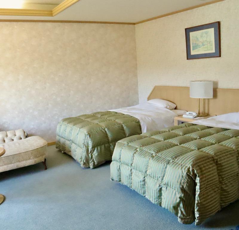 ニュー阿寒ホテルの客室は?
