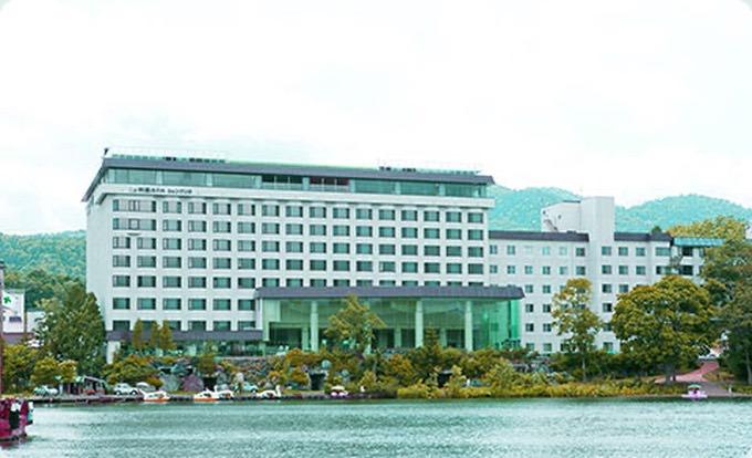 阿寒湖畔のニュー阿寒ホテル!