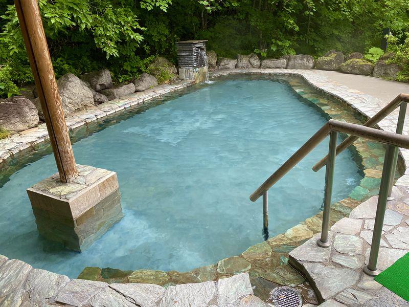 北海道北見市留辺蘂町「塩別つるつる温泉」は驚きの美肌の湯!