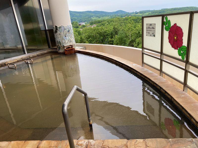 北海道「知床第一ホテル」癒しの天然温泉とマルスコイのお食事!