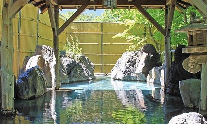 北海道・層雲峡「層雲閣グランドホテル」自慢の渓谷露天風呂やお食事
