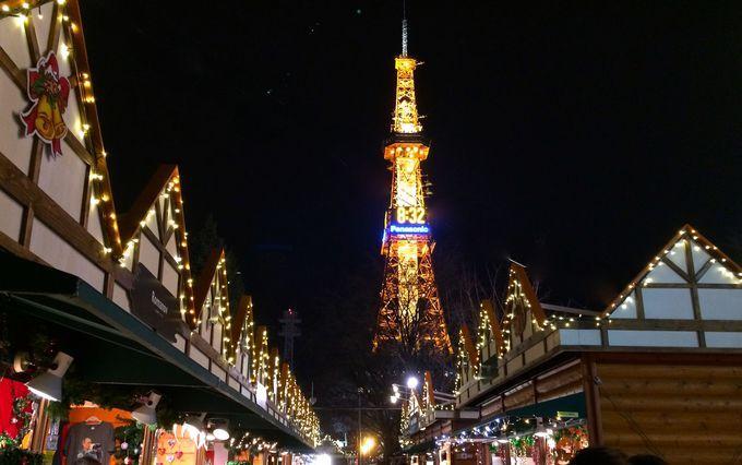 ミュンヘン・クリスマス市 in Sapporo