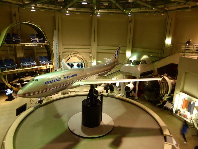 8.航空科学博物館(千葉県)