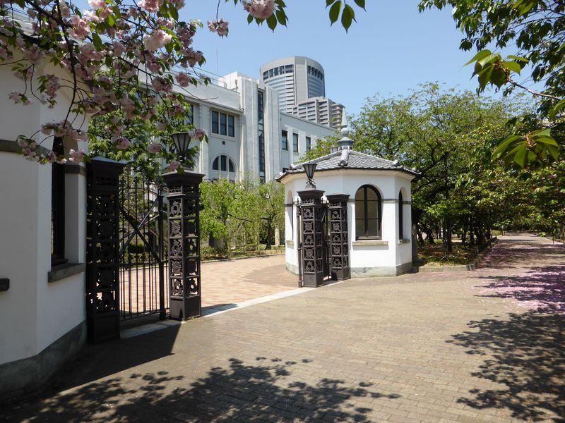 桜だけじゃない!大阪・造幣局と泉布観に感じる古き良き明治時代