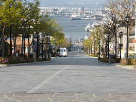 大正・昭和時代の面影を残すレトロな街、函館ベイエリアを街歩き
