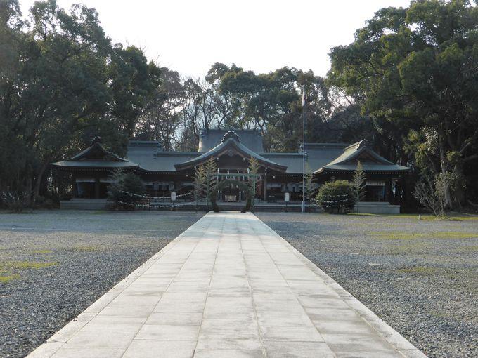 讃岐宮香川県護国神社と乃木神社
