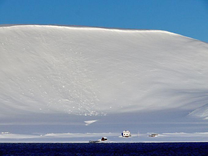 沿岸急行線のハイライトは北極圏!
