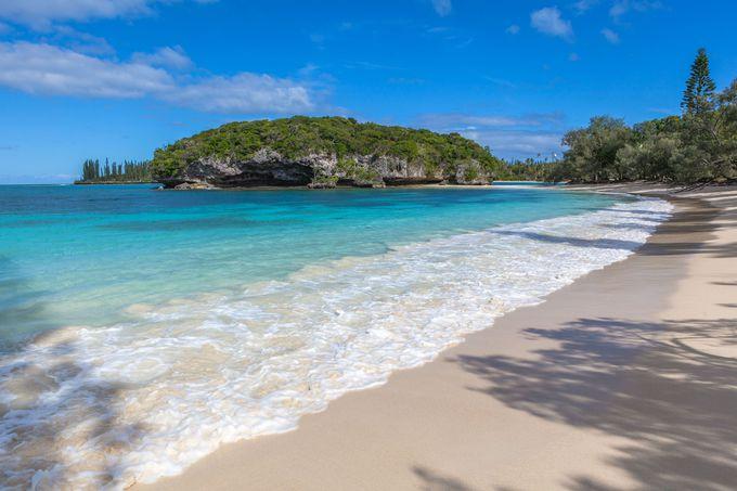 離島に行けば、そこはまるで自分だけのビーチ