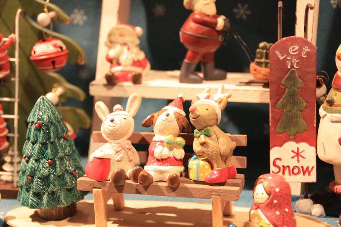 クリスマス雑貨を買うならココで!