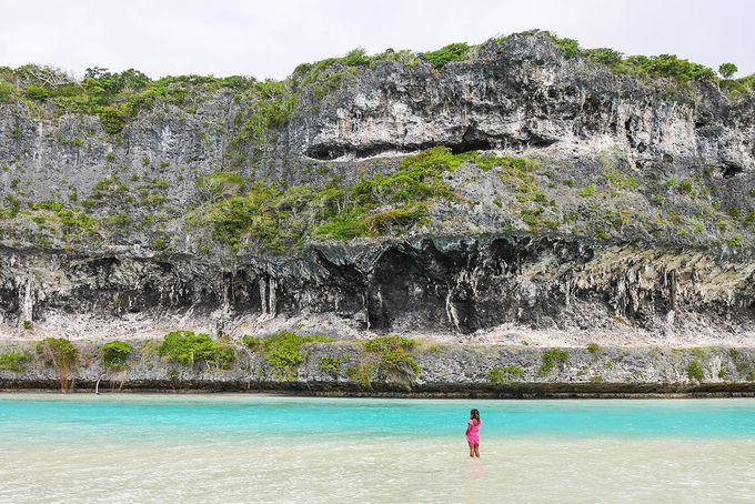 小説『天国にいちばん近い島』の舞台「ウベア島」