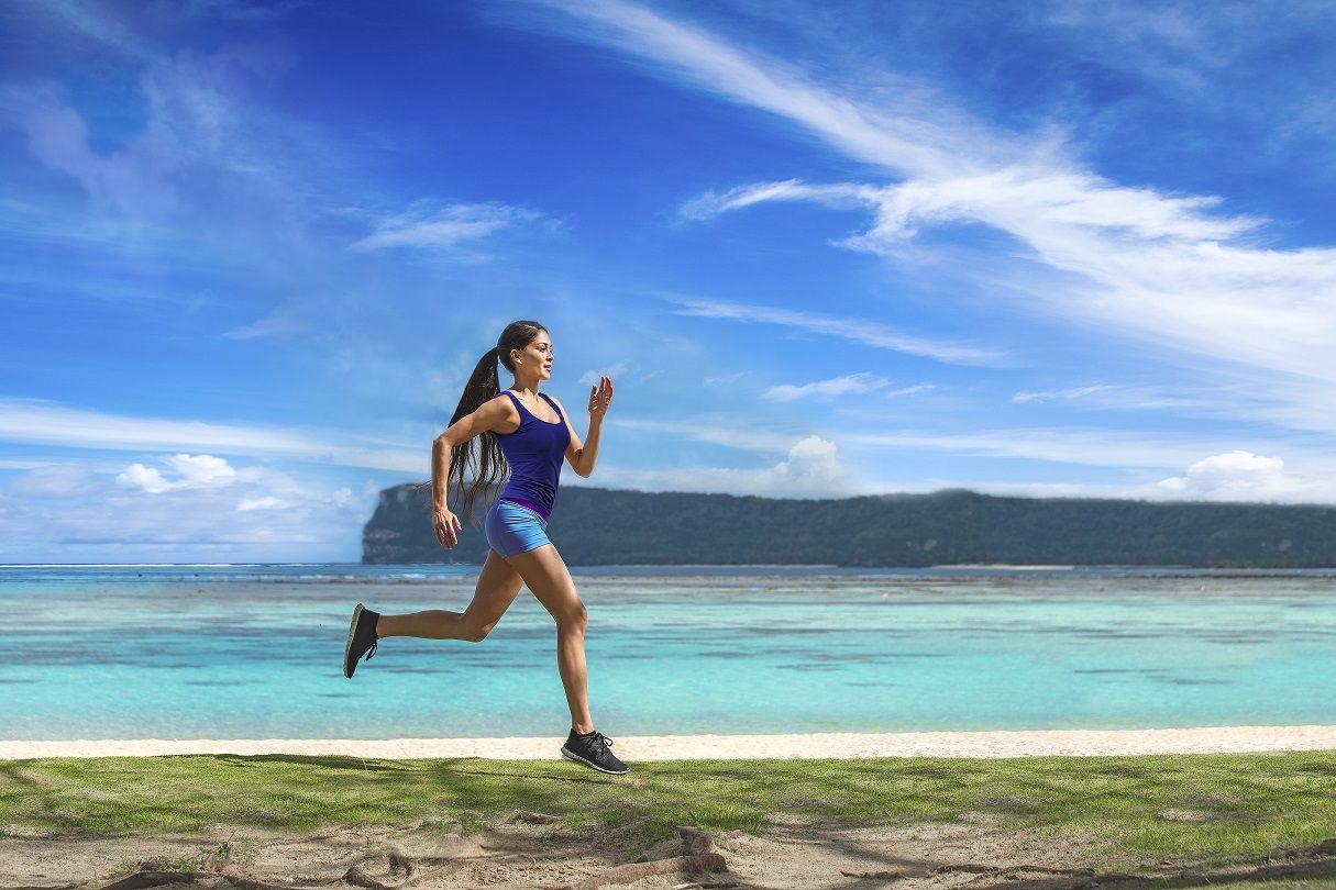 グアムで海外マラソンデビューはいかが?
