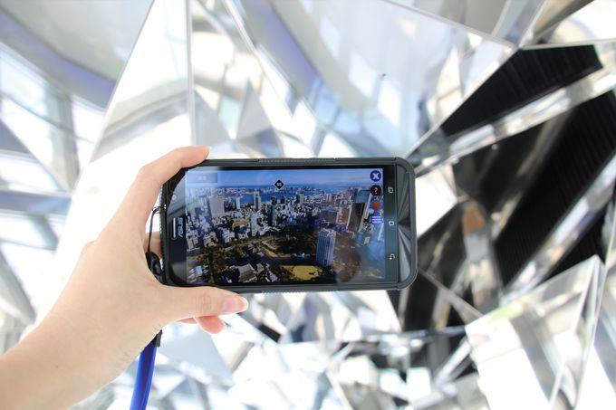 3.東京タワーの新アトラクション「トップデッキツアー」