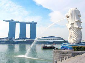 日本からシンガポールまで直行便のあるLCCを比較!どれがお得で便利?