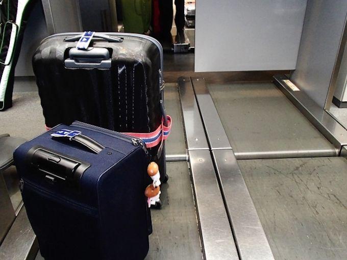 荷物の許容量を超えた場合、追加料金はいくら必要?