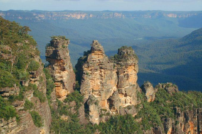 オーストラリアの主要観光スポット