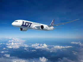 週5便運航!成田からワルシャワに行くならLOTポーランド航空が便利