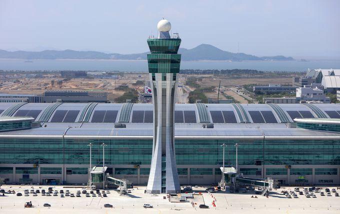 仁川国際空港到着後はこう動こう