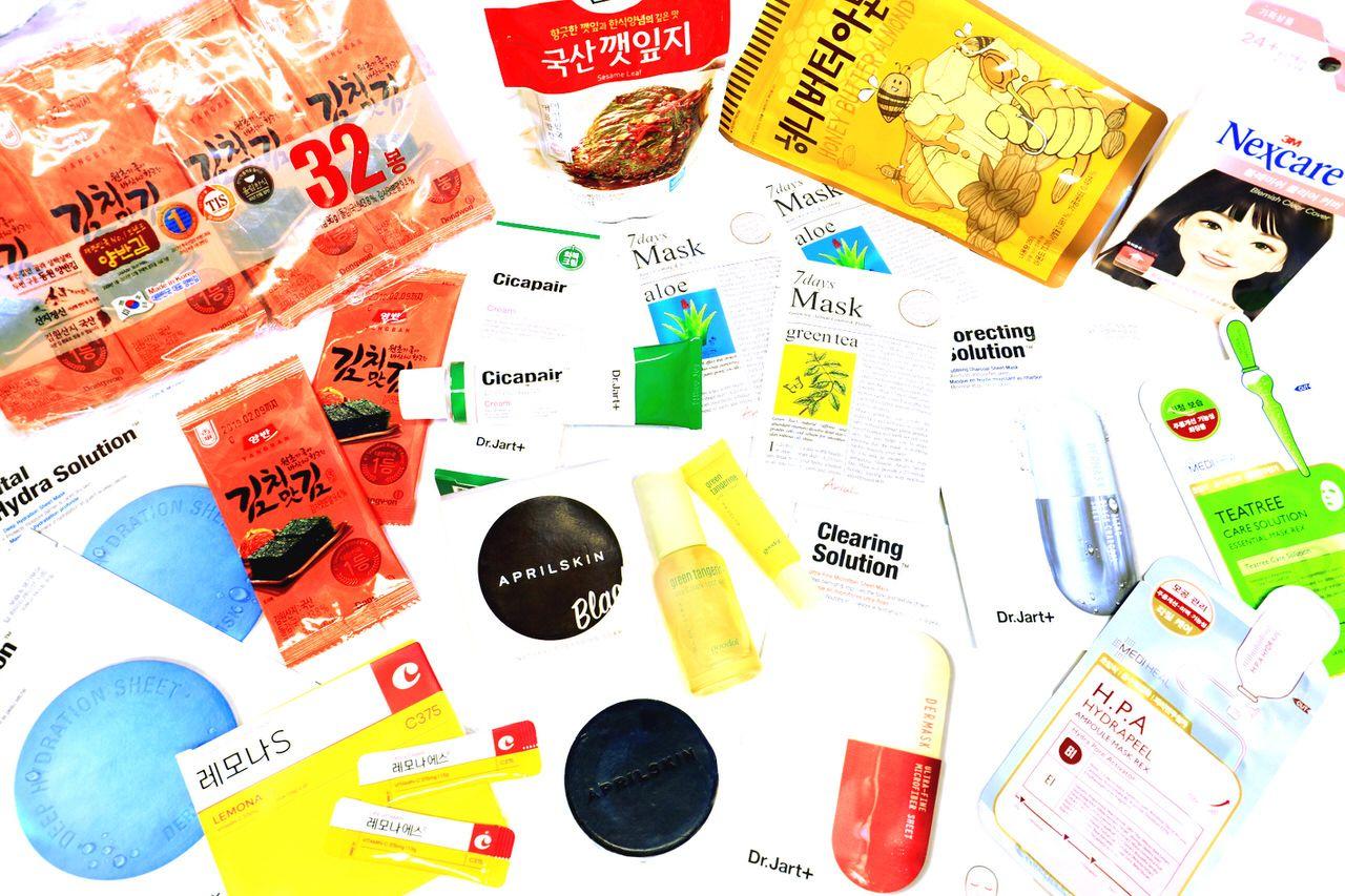 空港での楽しみ方2.韓国ショッピング