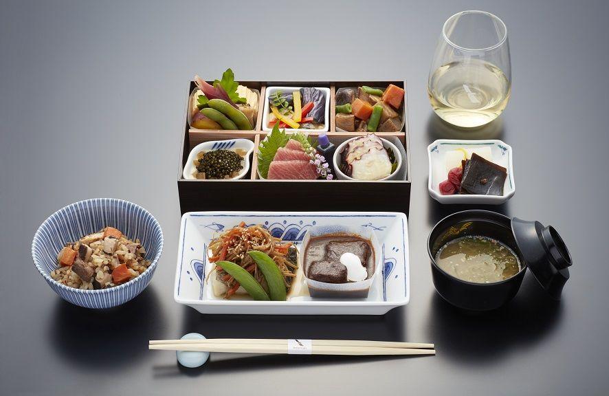 アメリカン航空は機内食もおすすめ!