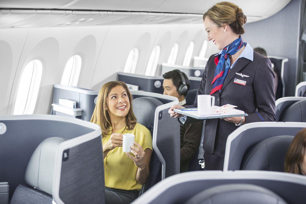 アメリカン航空の座席指定で知っておきたいこと