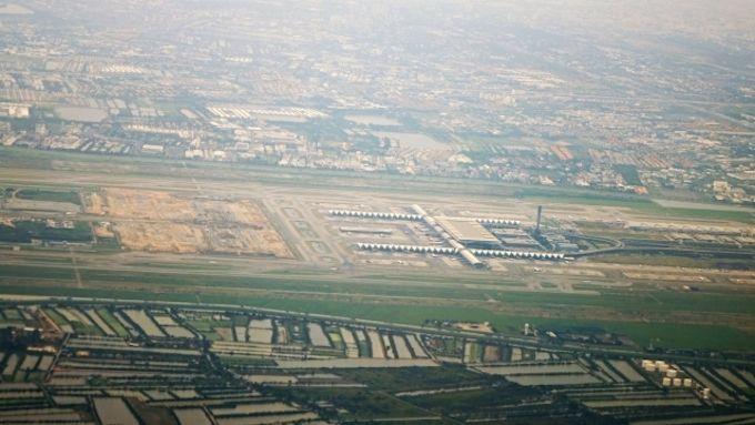 バンコク(スワンナプーム)までの飛行時間