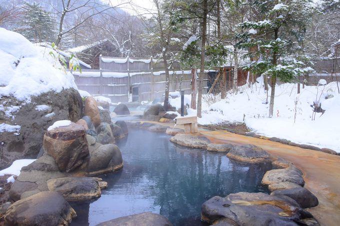 【奥飛騨】北アルプスの麓にある個性豊かな温泉郷