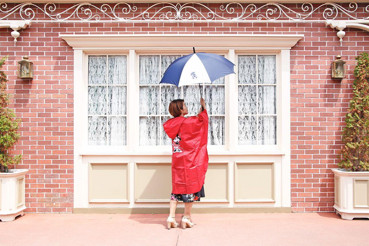 雨が降ったらどうする?可愛いレイングッズで対策を