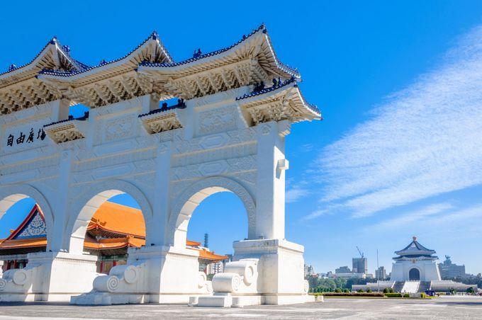 経由便なら、時間を有効に使って台湾観光も楽しめる!