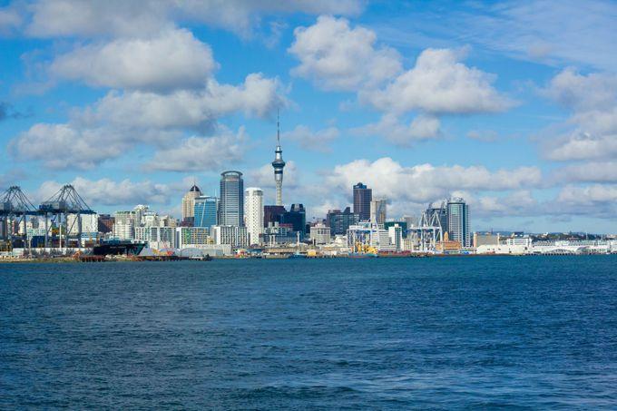 関空発はニュージーランドが観光シーズンを迎える期間に直行便運航