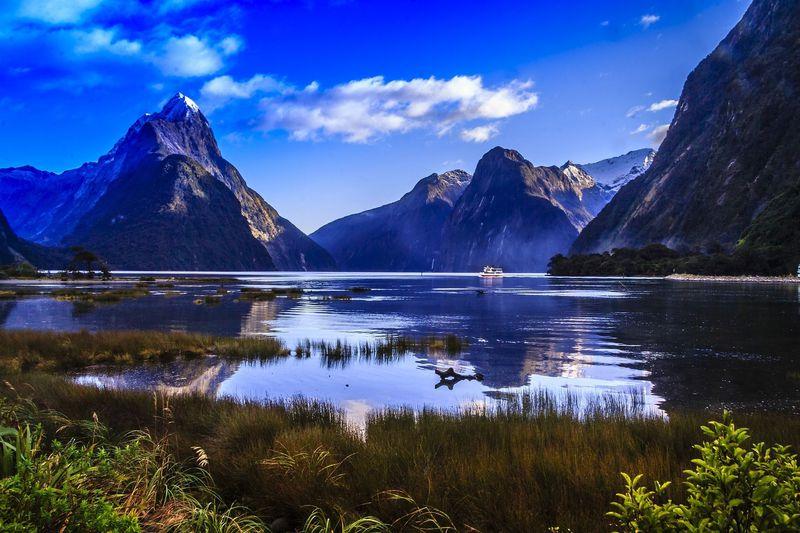 ニュージーランド行きの直行便はある?経由便で安く行く方法もチェック