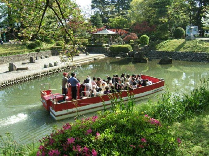 1.富山の歴史に触れる:歴史博物館と滝廉太郎記念館