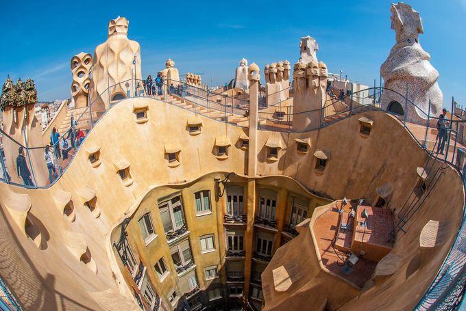 バルセロナ行きの直行便はある?