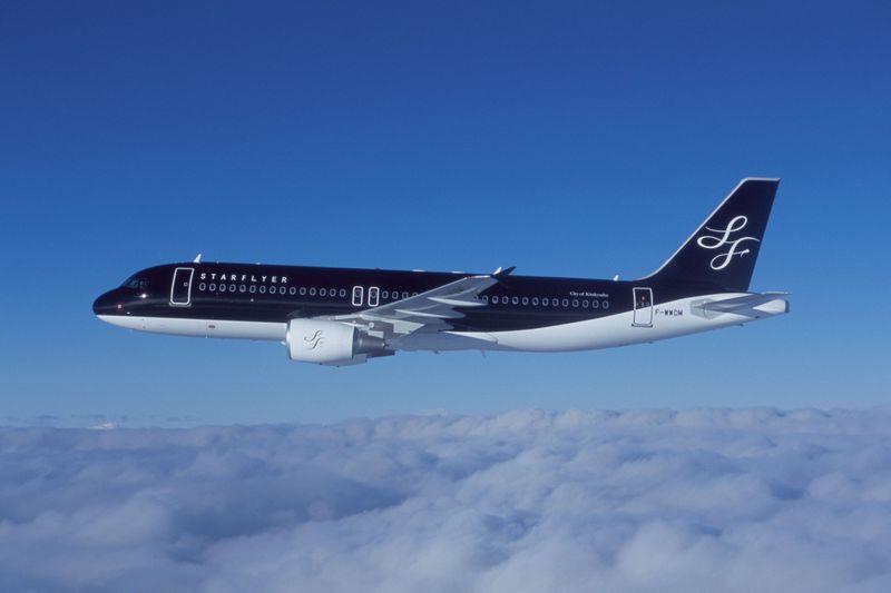 スターフライヤーは羽田〜北九州路線に強い航空会社!座席や荷物の情報まとめ