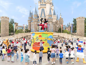 ダンス動画を投稿しよう!東京ディズニーランド「レッツ・ジャンボリミッキー!〜動画投稿キャンペーン〜」