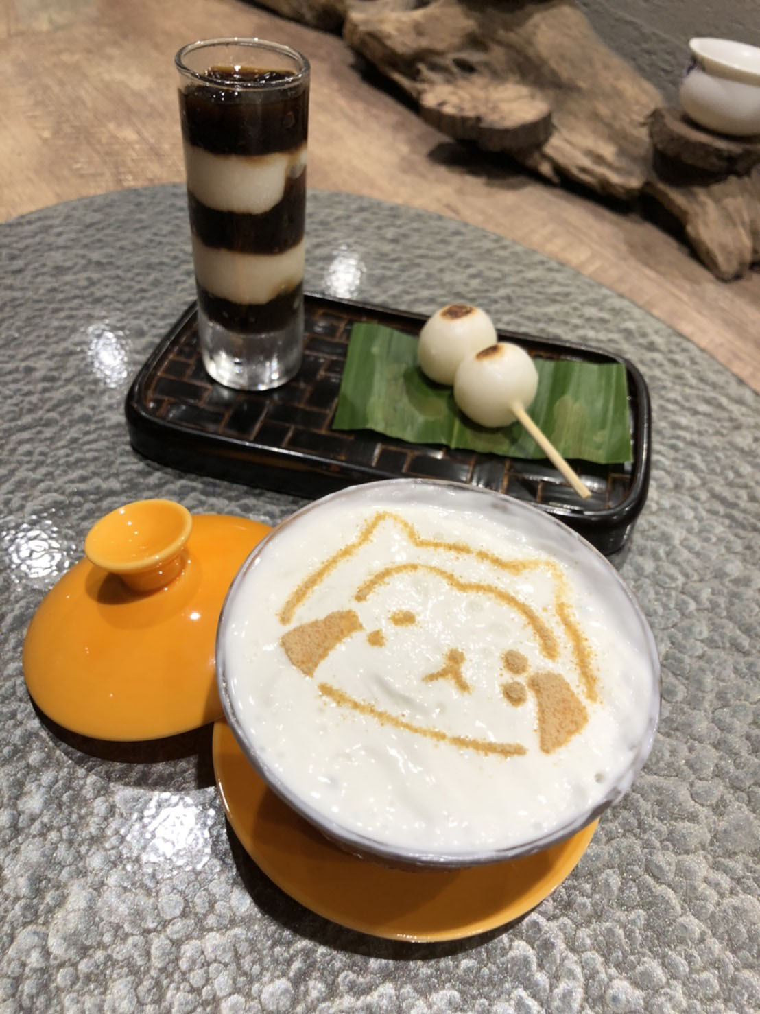 「だらりぐまラスカル×裏参道ガーデン コラボカフェ」期間限定オープン!