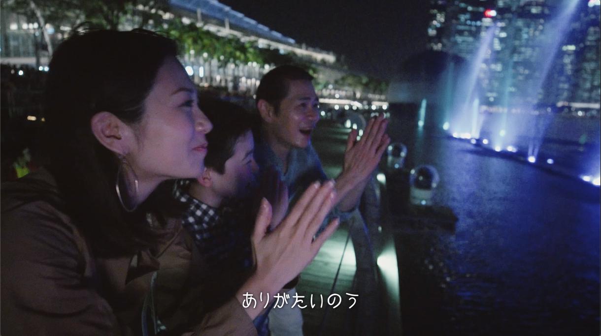 サムライが日本の家族に伝えたいこと